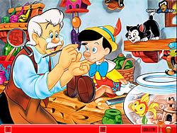 Hidden Numbers – Pinocchio