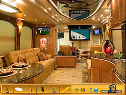 Hidden Objects – Luxury Bus