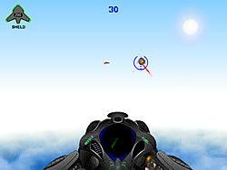 3D Spacehawk