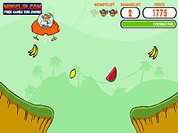 Monkey Lander Miniclip