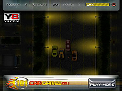 Night Highway Race