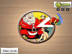 Pic Tart – Santa Claus