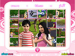 Sims Mix-Up