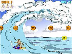 Surf Point Blue