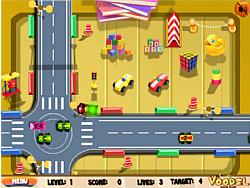Toy Traffic Control