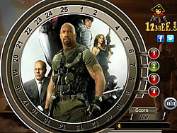 GI Joe Retaliation – Find the Numbers